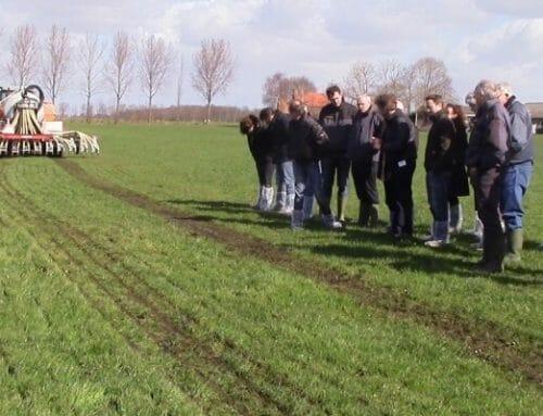 Waarheen met Ammoniak op veen?